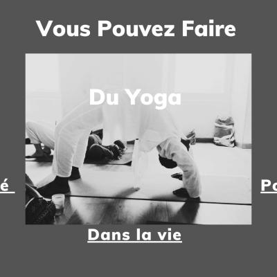 Comment faire du yoga un allié pour avancer dans la vie?