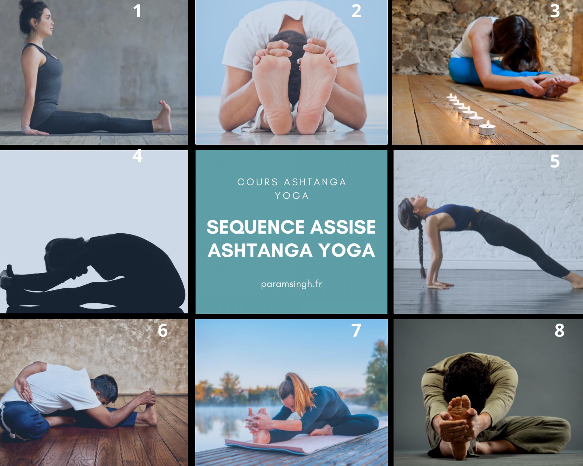 Sequence assise ashtanga part 1